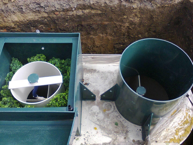 Септик оникс — локальная система очистки сточных вод