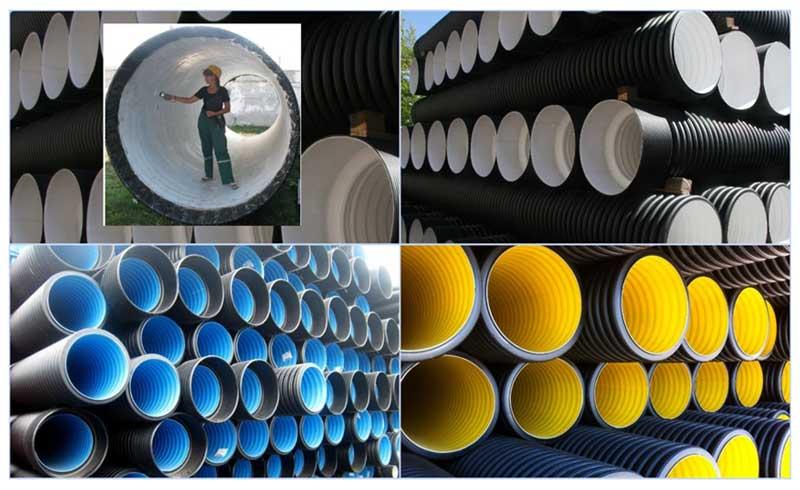 Какие бывают пластиковые трубы для отопления