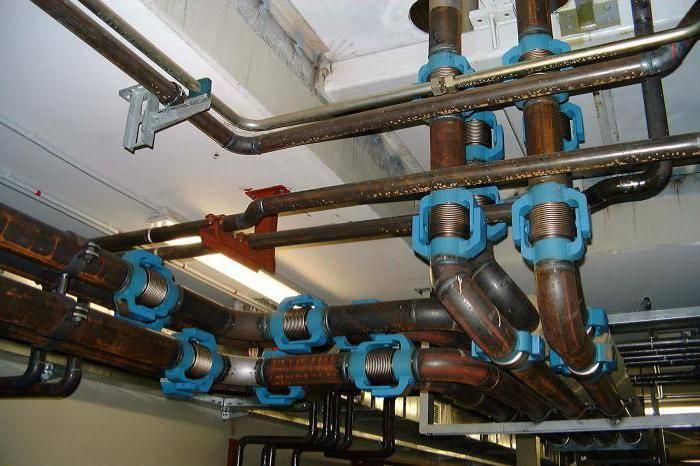 Компенсаторы для труб: полипропиленовые, n-образные, резиновые