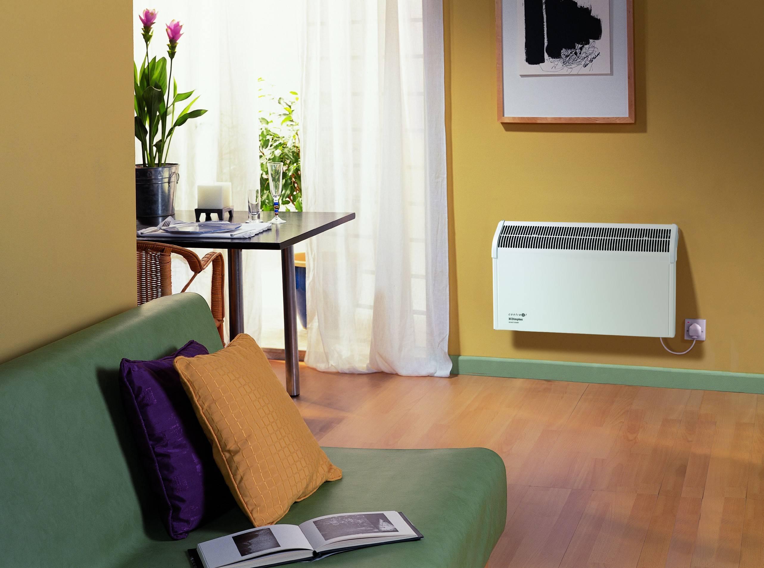 Как выбрать конвекторный обогреватель для дома: основные критерии