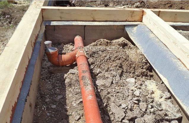 Методы герметизации канализационных труб