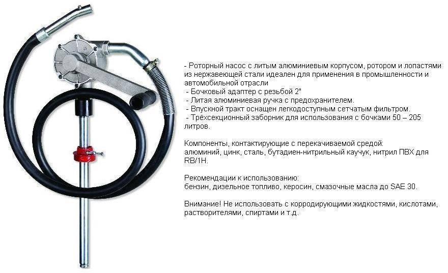 Какой насос подойдет для полива из бочки? - ответы экспертов 7dach.ru