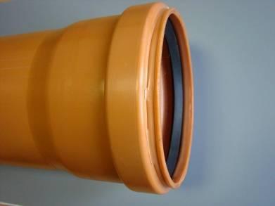 Трубы канализационные наружные и внутренние из пвх