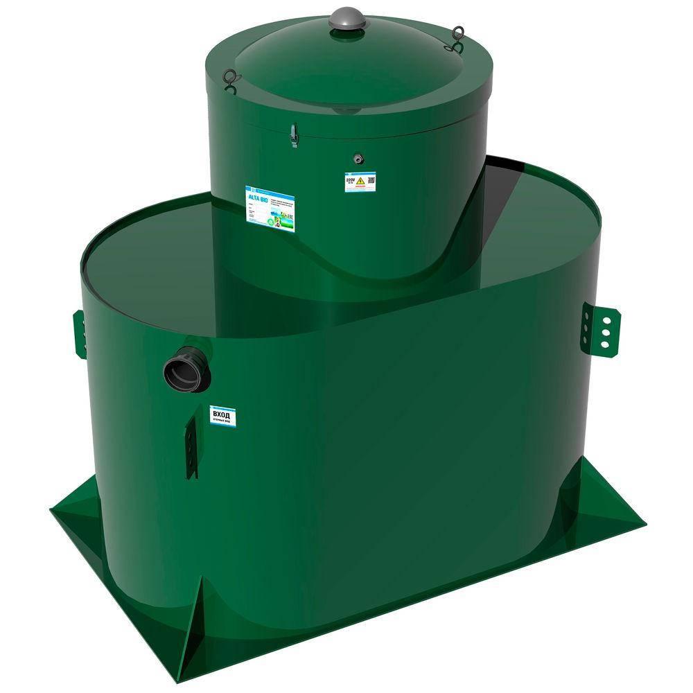 Автономная канализация alta bio купить в санкт-петербурге, цена, фото, доставка, отзывы | aqua-trading.ru