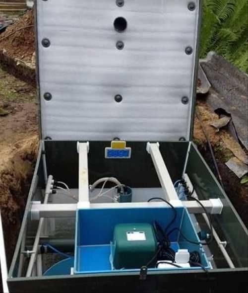 Очистная станция тополь - принцип работы септика и модификации автономных установок