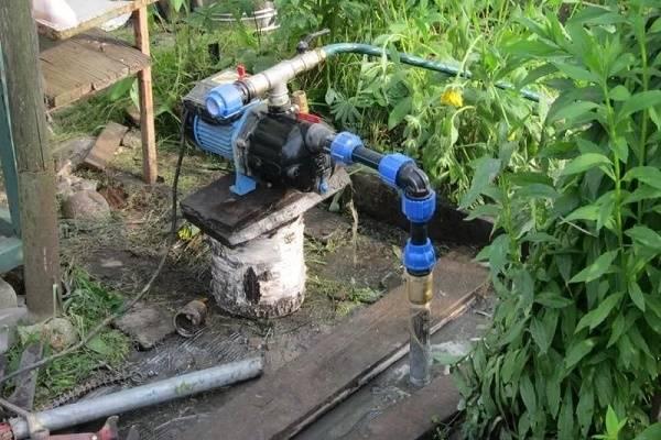 Бурение абиссинской скважины и колодцев в доме на воду