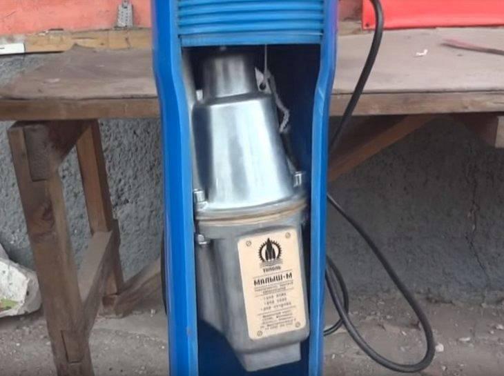 Советы о том, как достать насос из скважины