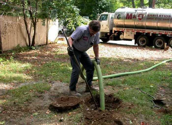 Дренажный насос для откачки канализации в домашних условиях