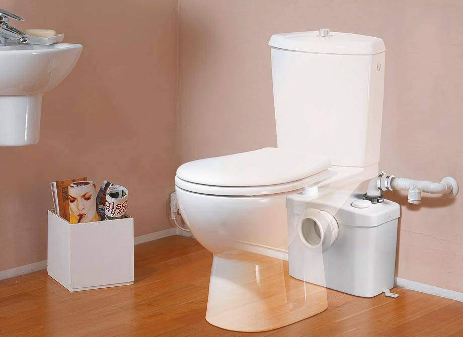 Как выбрать канализационный насос в туалет для частного дома