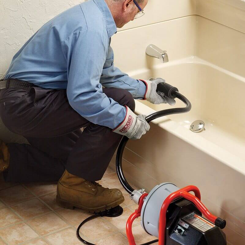 Что делать, если забилась канализация, как быстро устранить засор в трубах