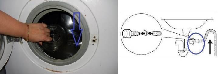 Что делать, если стиральная машина не забирает ополаскиватель?