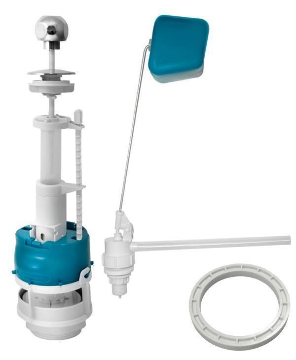 Нижняя подводка воды к унитазу: изюминки конструкции и