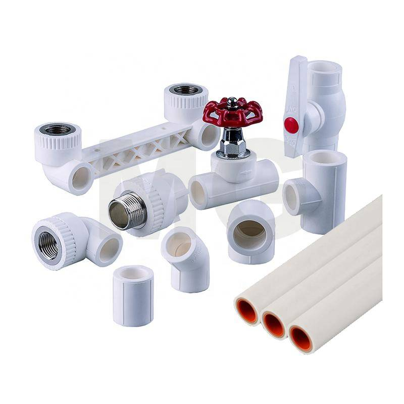 Запорная арматура для полипропиленовых труб: разновидности, назначение +видео