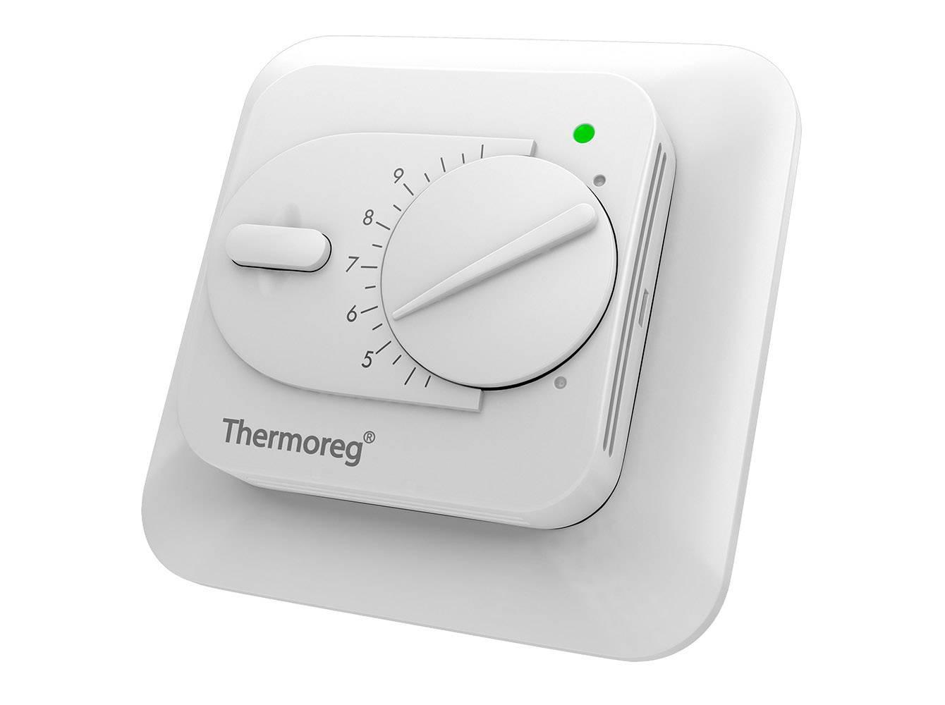 Как выбрать термостат для теплого пола, назначение и устройство термостатического клапана и термоголовка, особенности подключения прибора, смотрите фото и видео - сайт о строительстве
