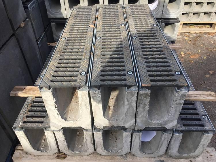 Лотки для ливневой канализации: обзор цен, фото, видео