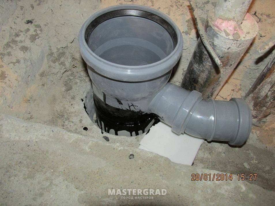 Как врезаться в канализационную пластиковую трубу при помощи тройника, адаптера | трубыда | яндекс дзен