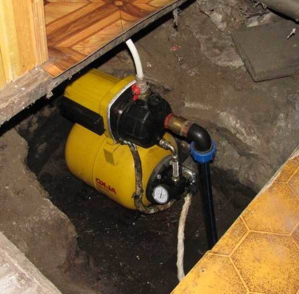 Схема водоснабжения из колодца: описание процесса, выбор насосного оборудования, возможные проблемы, видео