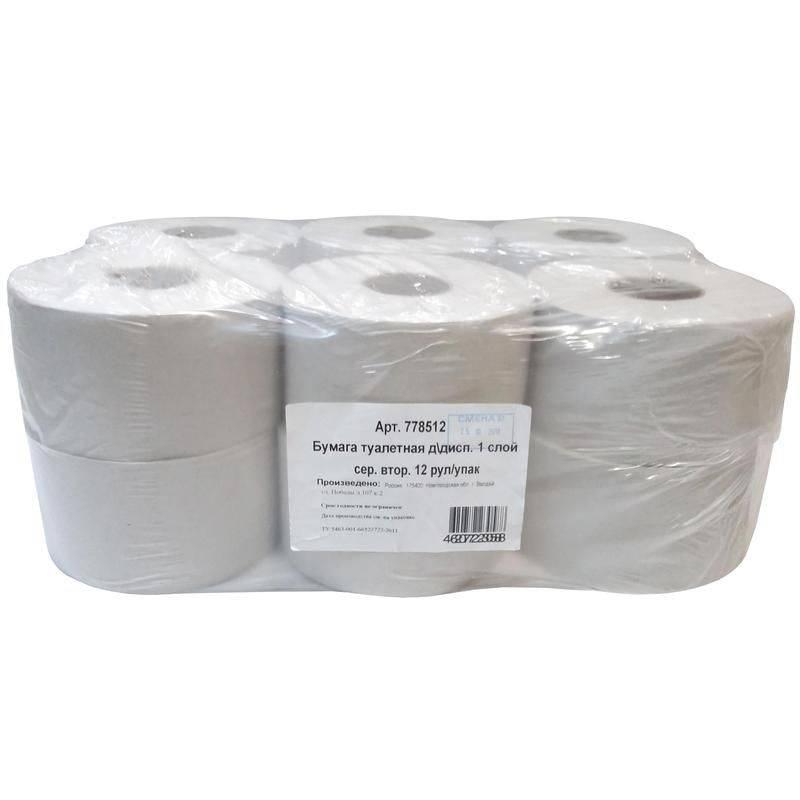 Использование туалетной бумаги для септиков