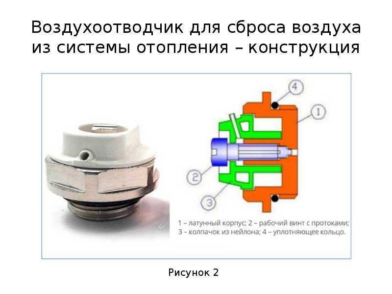 Кран маевского: характеристика и порядок эксплуатации