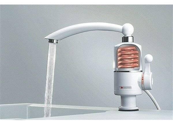 Как правильно выбрать проточные электрический водонагреватель