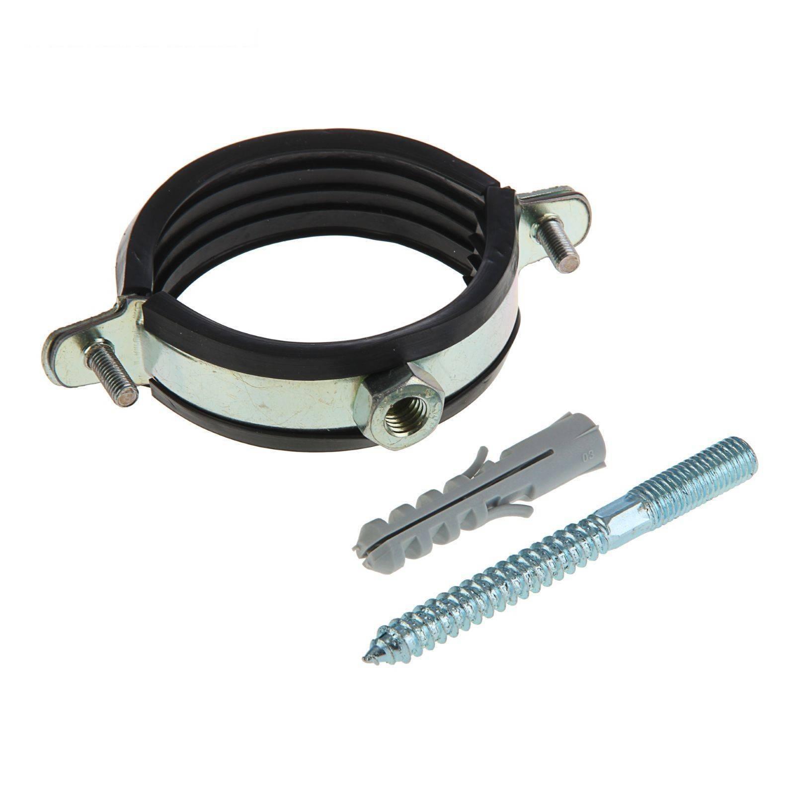 Крепеж для труб – подбор оптимального крепежа и инструмента для фиксации (100 фото)