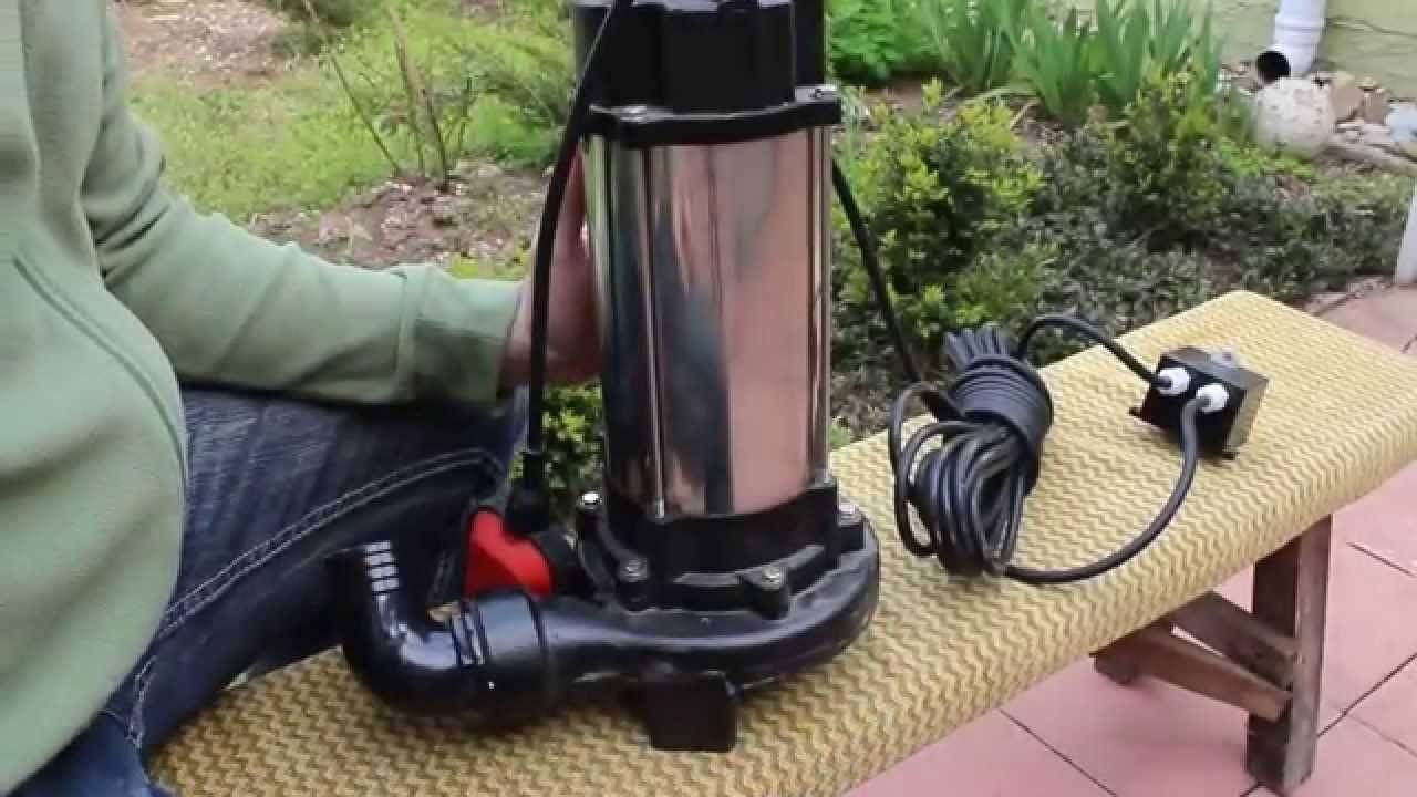 Фекальные насосы с измельчителем для выгребной ямы: советы, какой лучше купить