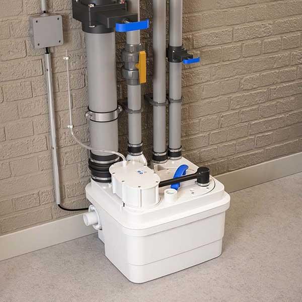 Как выбрать дренажный или фекальный насос для канализации