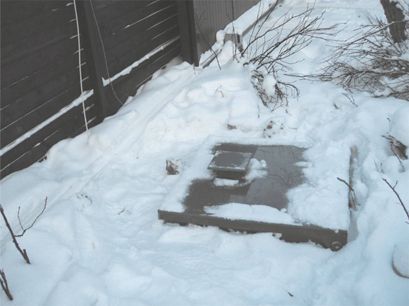 Консервация септика на зиму — инструкция по эксплуатации септика зимой