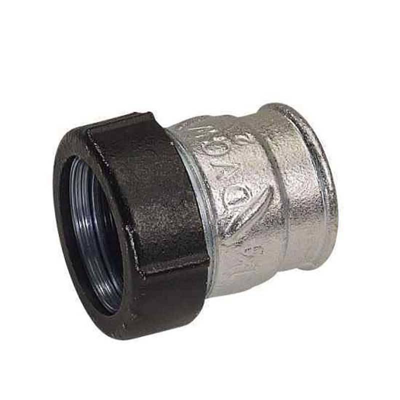 Соединение труб без сварки и резьбы в случае ремонта или ответвления трубопровода