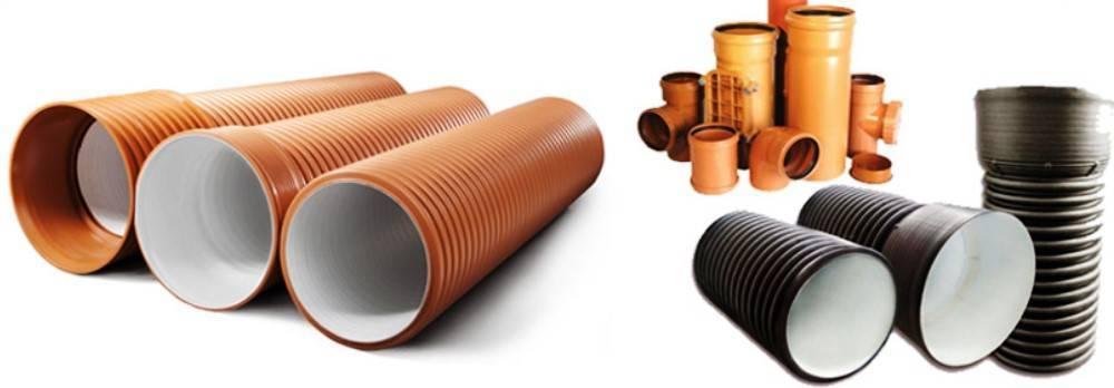 Трубы пвх для внутренней канализации: особенности установки