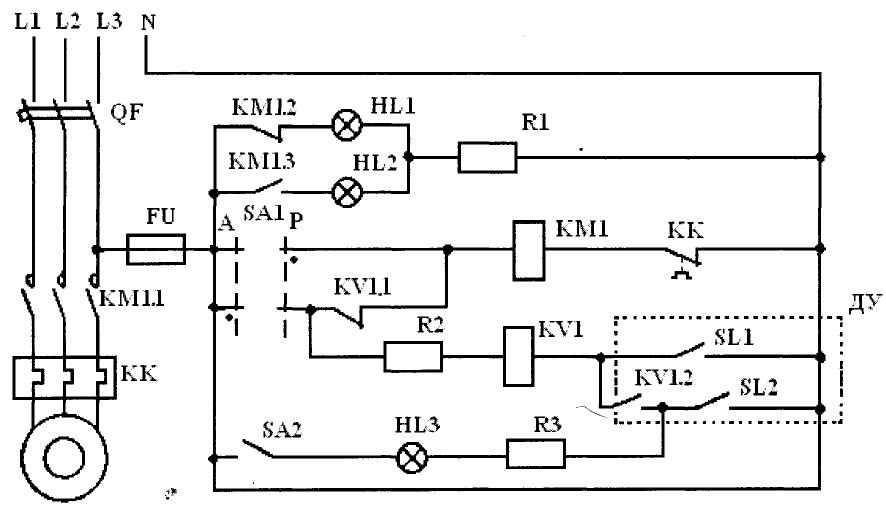 Управление насосом: реле и схема устройства автоматики