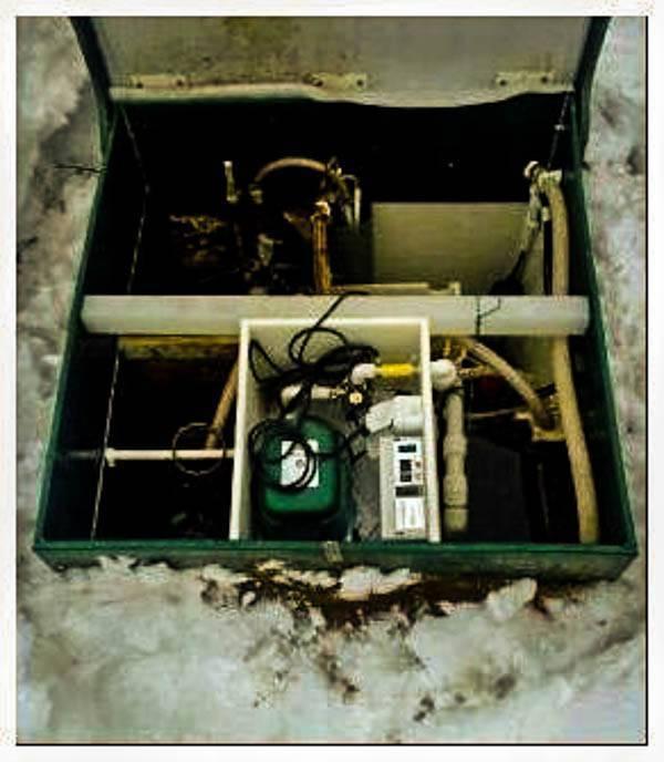 Утепление септика на зиму – как утеплить септик: как работает септик зимой, утепление септика на зиму, чем утеплить, выбор утеплителя, фото и видео примеры - теплоизоляция сооружений