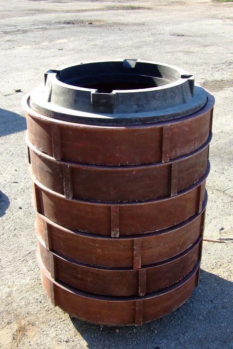 Полимерпесчаные колодцы: характеристики, сферы использования   гидро гуру