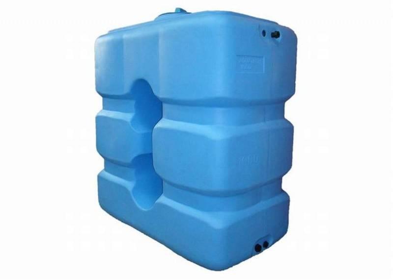 Выбираем баки для воды из пластика: эксплуатационные особенности и виды
