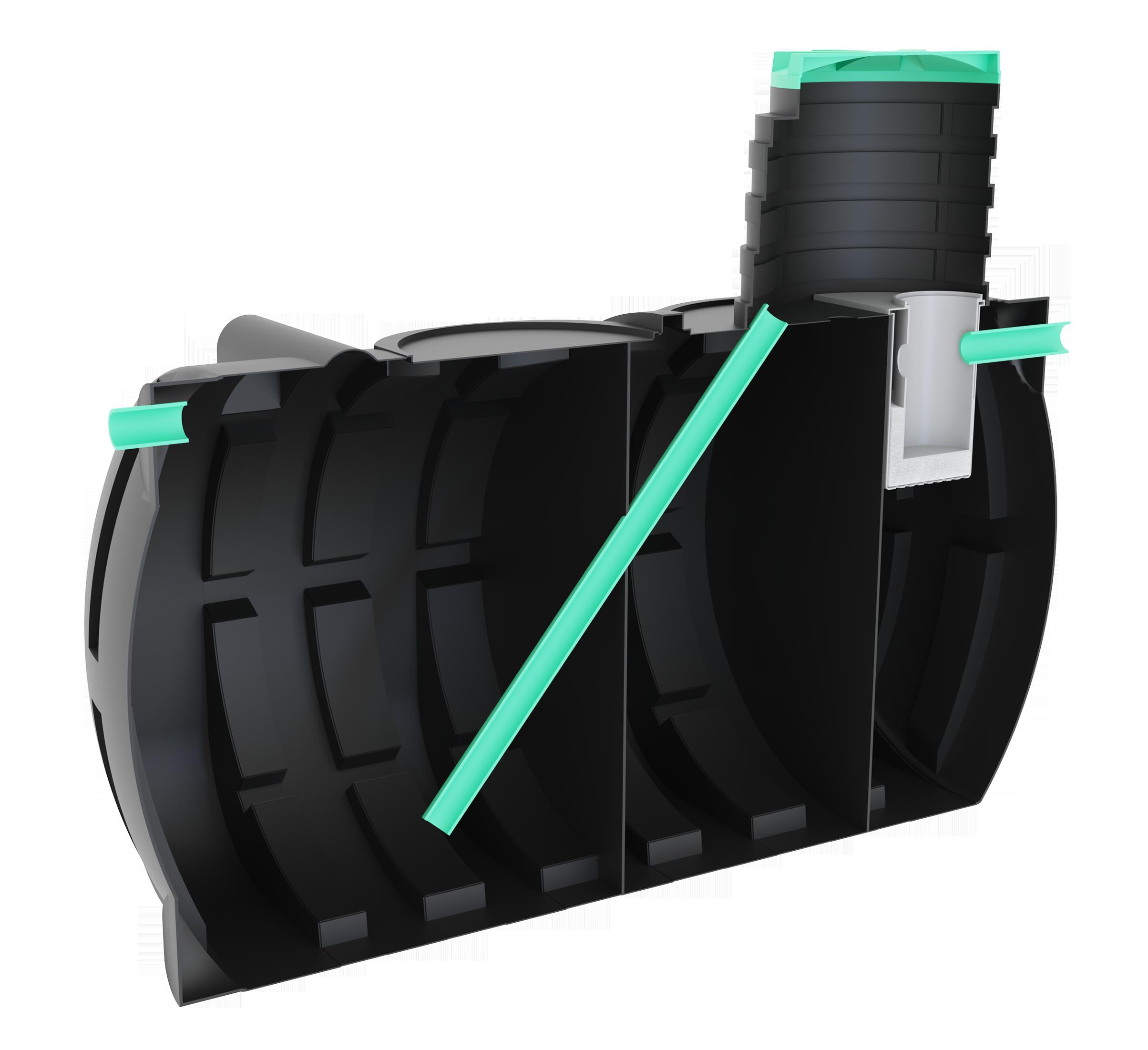 Описание септика термит и способы его использования в системе канализации