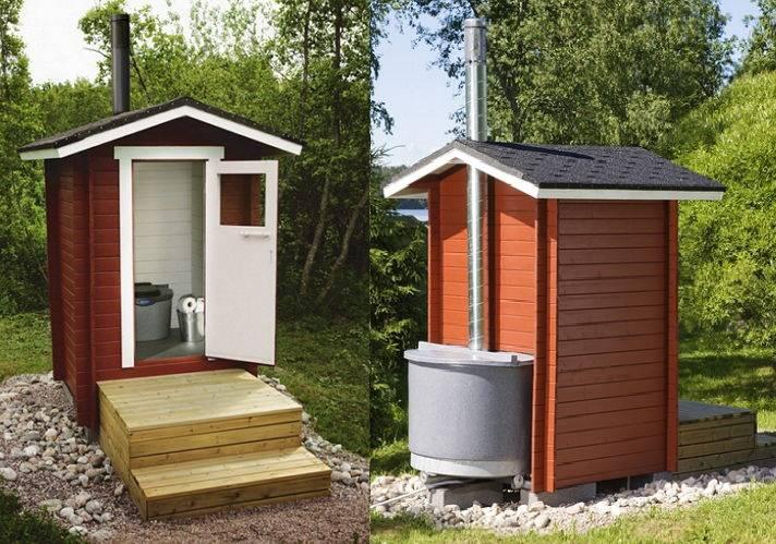 Как сделать туалет на даче без запаха и откачки своими руками?