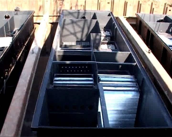 Нефтеуловители (нефтеловушки) для поверхностных ливневых стоков. производство, монтаж, сервисное обслуживание.