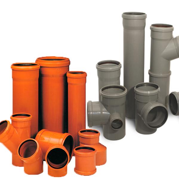 Как выбрать трубы для канализации