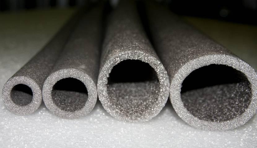 Утеплитель для труб: виды теплоизоляции, выбор, монтаж