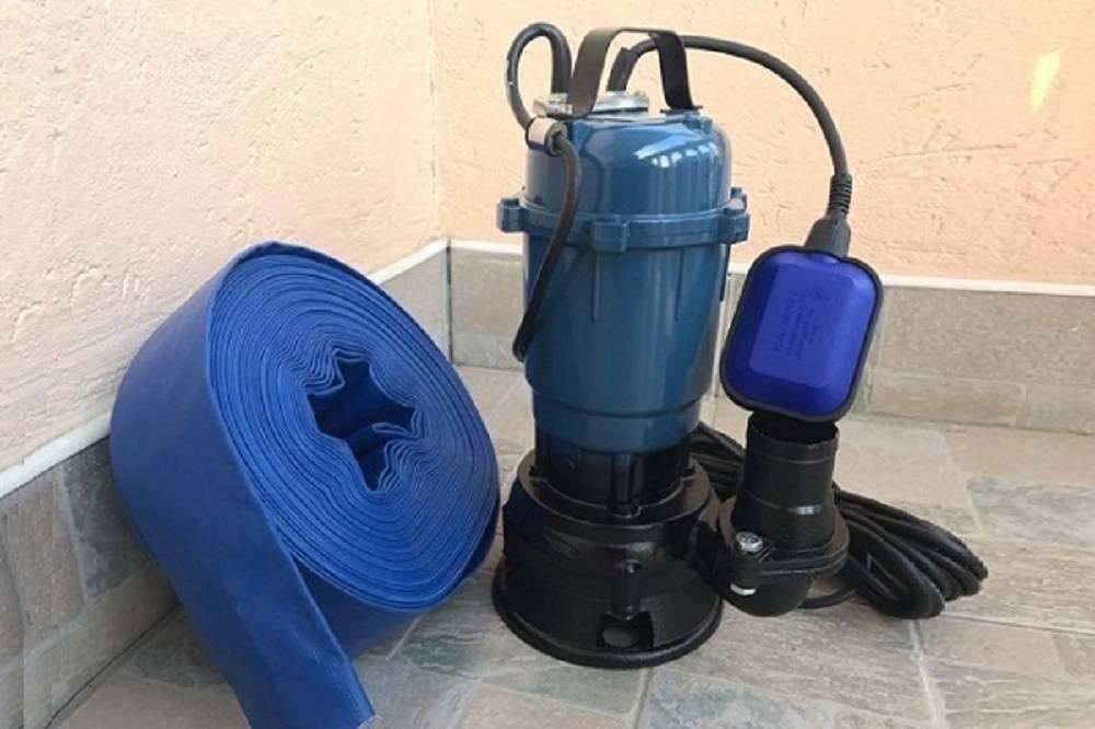 Фекальный насос для откачки канализации в частном доме: как правильно выбрать