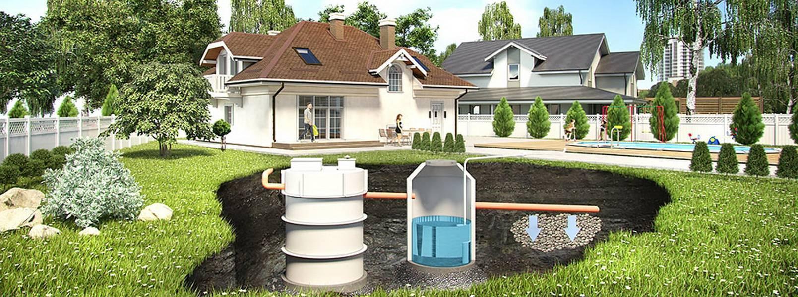 Критерии выбора септика для загородного дома