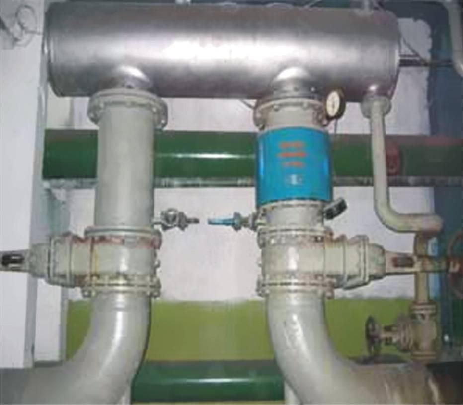 Магнитные фильтры для очистки и смягчения воды для водоснабжения