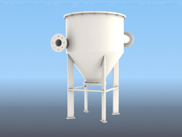 Пескоуловители, песколовки для очистки сточных вод| до 150 л/с