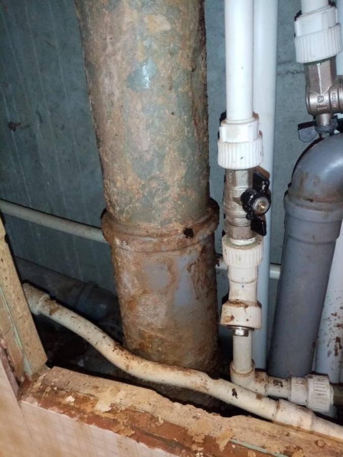 Замена труб канализации в квартире: как поменять канализационные трубы, прочистка своими руками, диаметр, ремонт и изоляция, монтаж на примерах