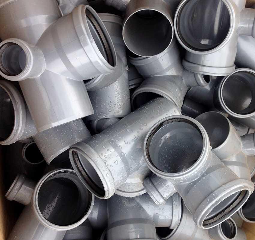 Каталог канализационных труб пвх, фитингов и их стоимсть