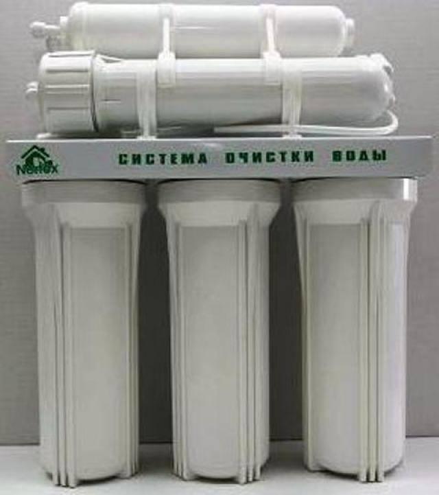 Системы водоочистки нортекс стандарт – покупать или нет?