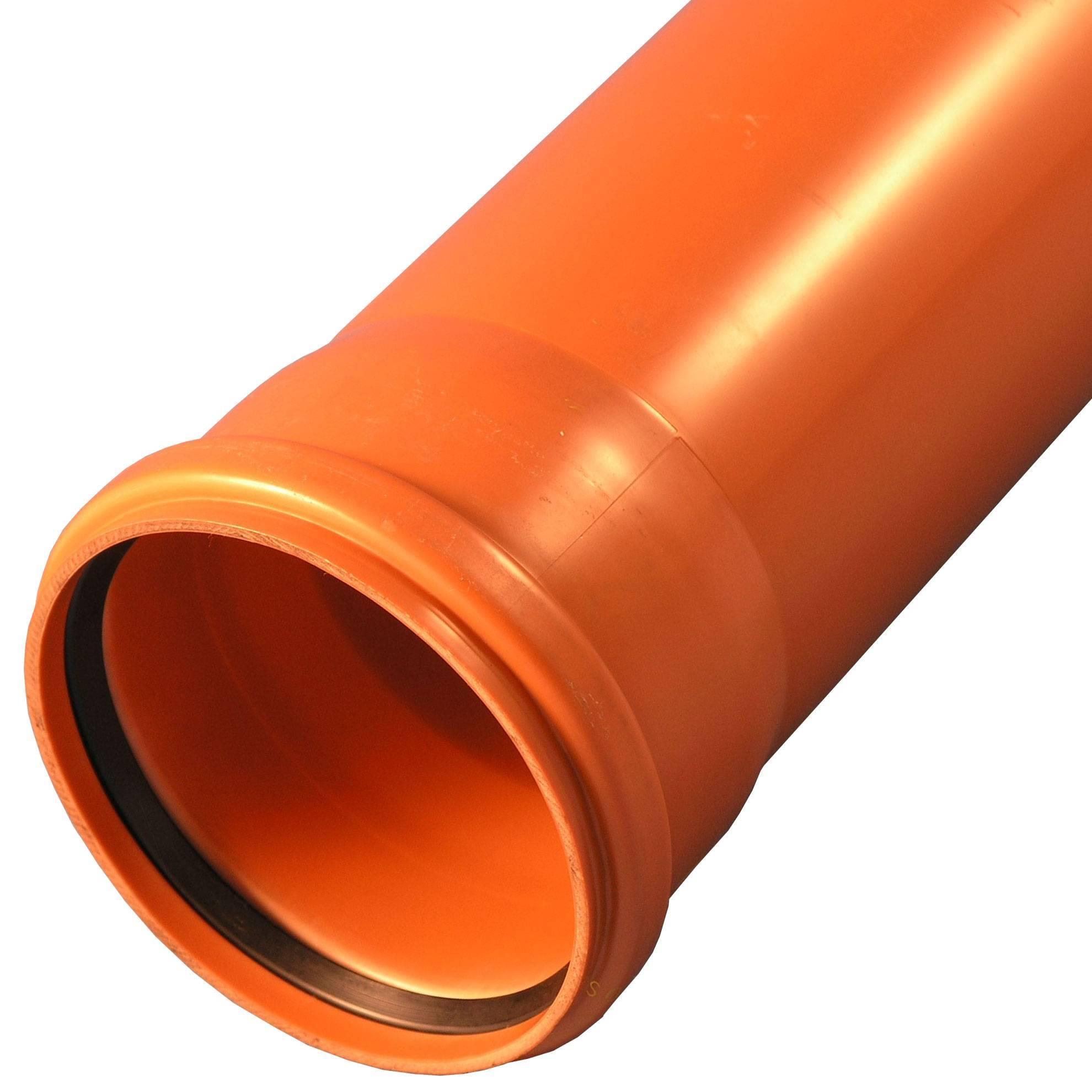 Трубы пвх для канализации: их размеры и цены канализационные трубы пвх — про канализацию