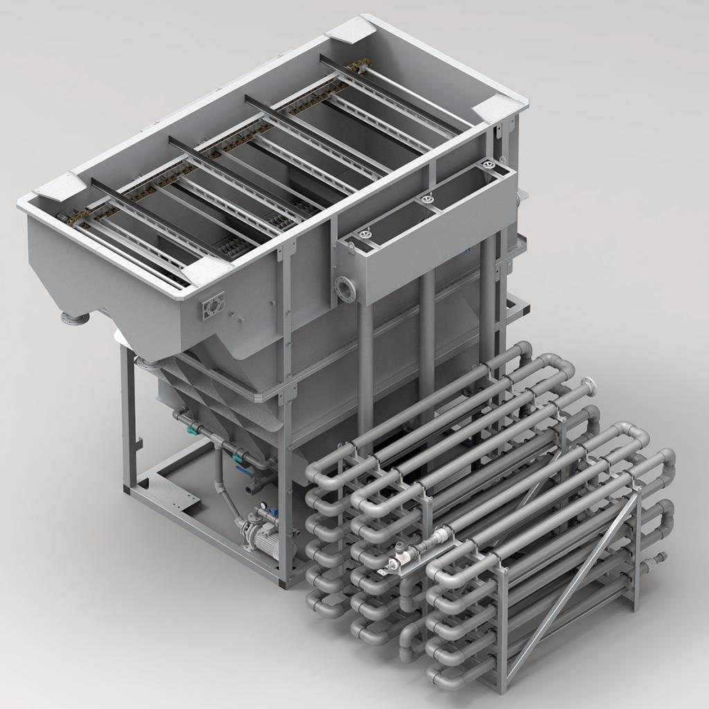 Использование напорной флотации на водопроводных очистных сооружениях | my project