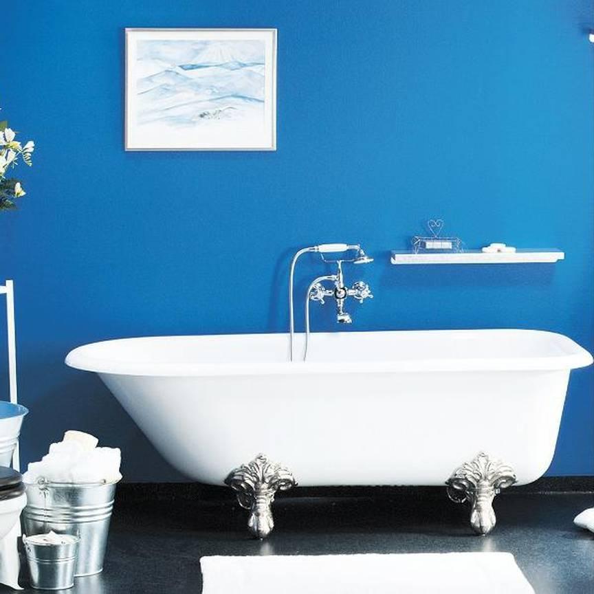 Как покрасить ванну своими руками: два способа обновить старую поверхность