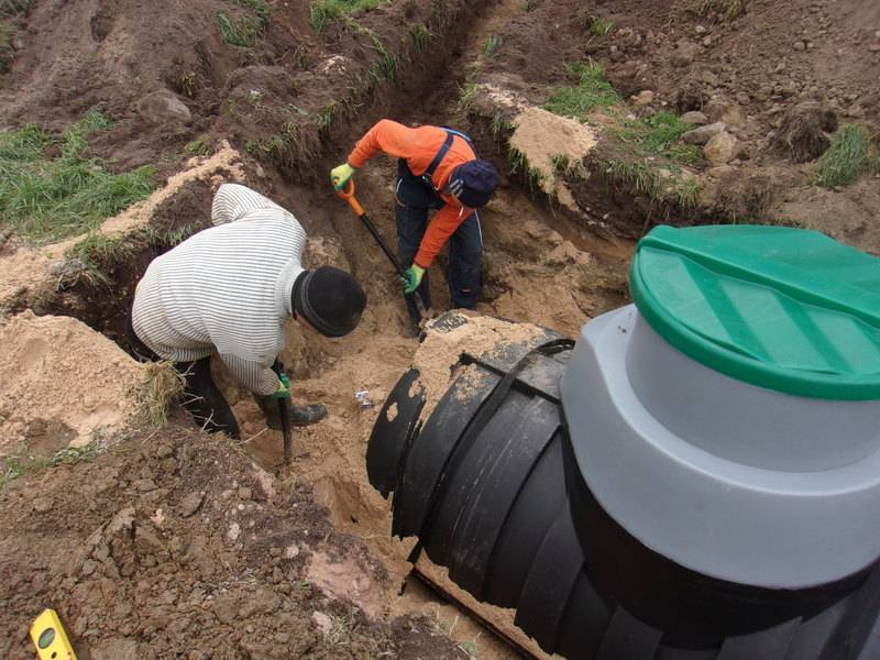 Виды современной автономной канализации